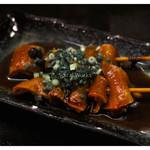 とさかや - 「味噌ホルモン串」(2014.07)