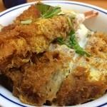 かつや - 海老イカヒレメンチ(2015.02)