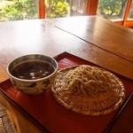 癒しの館 蕎麦処 仙酔庵 - 料理写真:鴨せいろ