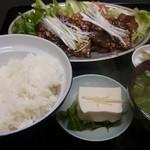 宝亭 - 料理写真:焼肉定食