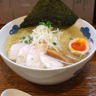 麺屋 猪一 - 鶏そば (2015/03)