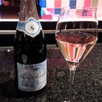 シャンパン食堂の洋食屋さん - シャンパンがお手頃に飲めて、ムール貝のリゾットで火がついた!