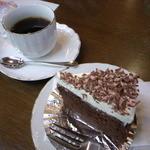 赤煉瓦 - ケーキセット