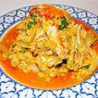 ライカノ - 蟹のカレー炒め