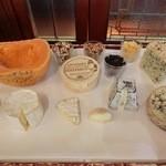リストランテ ASO - チーズ