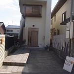 カシカシ - 住宅地の一軒屋の1階がお店☆♪