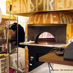 セラフィーナ ニューヨーク - ピザ窯