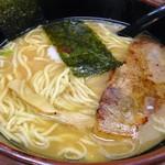 江戸一 - 豚鶏ラーメン 650円