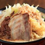 ジパング軒 - 焦がし味噌二郎