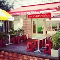 アジアン食堂 Pakchee - 暖かい日は外のテラス席もおすすめですよー!