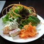 キッチン&バル アイユート - ランチ:サラダ