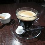 キッチン&バル アイユート - ランチ:ホットコーヒー