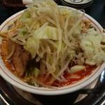 麺屋 婆娑羅 - ミニ担々麺