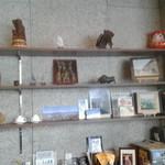 ツタヤ喫茶店 - バックボード2