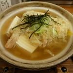 白山茶屋 - 白山鍋(500円)