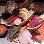 三代目 浜包丁 - お魚は間違いない、お友達呼べる稲毛のお魚居酒屋さん