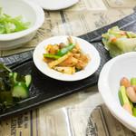 マルコ キッチン - 前菜5種