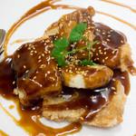 マルコ キッチン - 黒酢酢豚