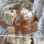 食堂 manma - またたびシフォンと豆腐レアチーズケーキ
