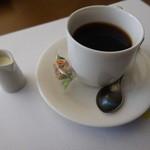 グルテンフリーCafé RiceTerrace かまくら - 珈琲は深煎り