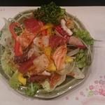 味楽 - 海鮮カルパッチョ