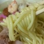 36214607 - 長崎がまだすちゃんぽん(2015.03)