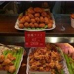 ハマケイ - 鶏から揚げも豊富