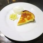 サルキッチン - ブルターニュ地方のファーブルトン りんごと生クリーム