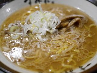 すみれ 新横浜店 - 900えん『味噌ラーメン』2015年3月