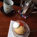 サノワ サロンドテ - 甘味・お茶も付いてます