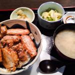 和 - 豚丼セット