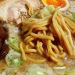 らーめんゴルジ - ゴルジらー麺麺アップですw