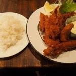 ロア - 牡蠣フライ&エビフライ