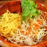 ロア - ビーフステーキ(ダブル)サラダ