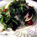 ポンテ・ベッキオ - 五島の白身魚サラダ