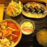 旭寿司 - 旭寿司 おまかせちらしセット