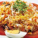 スワガット - 手間のかかる炊き込みご飯『ビリヤーニ』