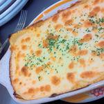 イタリアリストランテ Salute - 料理写真:特製ラザニア ミートorシーフードクリームソース