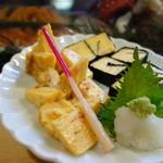 一福鮨 - 卵たち