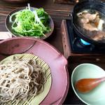 右衛門五郎 - 鴨鍋