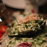 風音 - アボカドの蟹サラダ