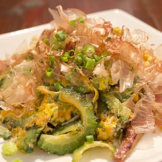 定番の沖縄料理