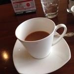キット ココニール - コーヒーか紅茶は付く パンは?