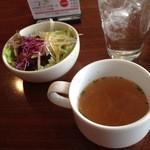キット ココニール - サラダとスープ