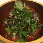 ファットマム - 薬味サラダ