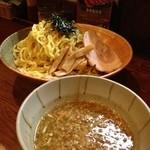 麺や天鳳 - Facebook割引の和風だれつけ麺(750円→650円)
