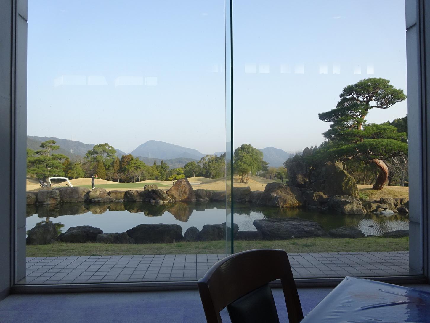 チェリーゴルフクラブ小倉南コース レストラン