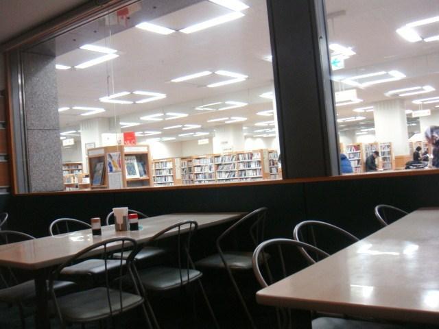 市立 図書館 大阪 中央