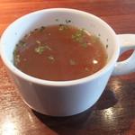 イル・アルバータ - スープ