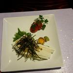 愛運幸 - メニュー5:長芋の短冊